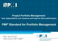 Portfolio Management - PMI Standard.pptx - PMI-NIC