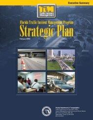 (TIM) Strategic Plan Executive Summary - Florida Department of ...
