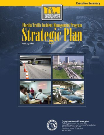 (TIM) Strategic Plan Executive Summary - Florida Department of ...