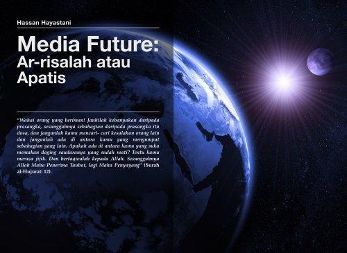 Media Future: - Jabatan Kemajuan Islam Malaysia