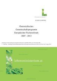 """1. Ã""""nderung des Programms - Wirtschaftsagentur Wien"""