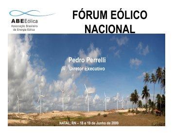 ABEEólica - Fórum Nacional de Energia