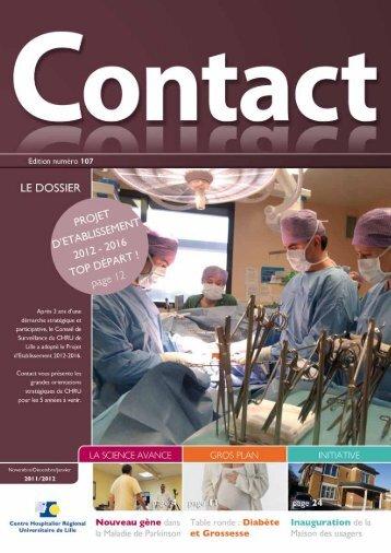 SCIenCe - Centre Hospitalier Régional Universitaire de Lille