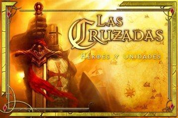 Las Cruzadas - Héroes y unidades - FX Interactive