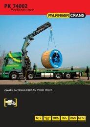 Brochure PK 74002 - Palfinger