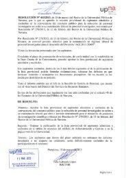 Lista provisional de aspirantes admitidos y excluidos - Universidad ...