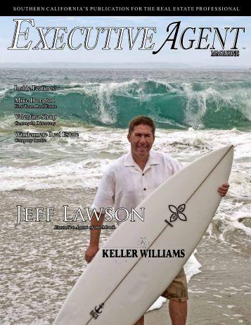 Jeff Lawson - Executive Agent Magazine