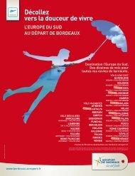 Edition Bordeaux - Partenaire.fr