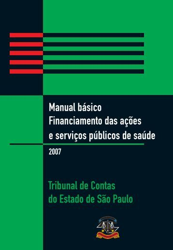 24200001 miolo.indd - Tribunal de Contas do Estado de São Paulo