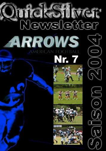 Newsletter 04/07 - Silver-Arrows - Klaus Krauthan