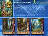 Romance of Rome - RunMob