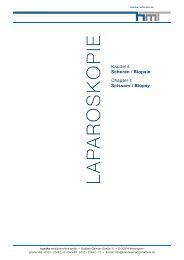 Scheren (15 Seiten, PDF 2.6 MB) - Handke Medizintechnik