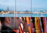 Info-Flyer zu Förderung & Service-Angeboten der ... - Infomedia-sh.de