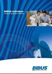 BIBUS Individual - BIBUS GmbH