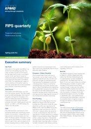 FIPS quarterly