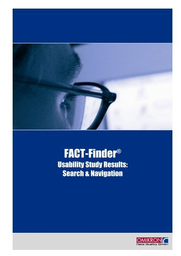 About FACT-Finder