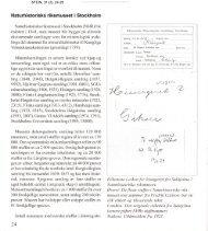 [Mineraler fra Sulitjelma i] Naturhistoriska riksmuseet i ... - NAGS