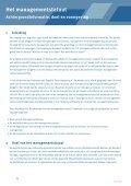 BOUWSTENEN VOOR EEN MANAGEMENTSTATUUT - Avs - Page 5