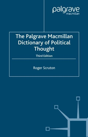 Dictionary-of-political-thoughts