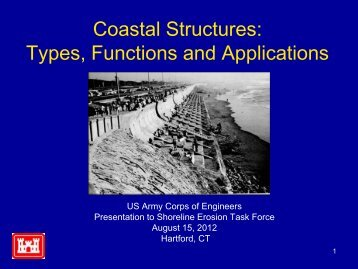 Coastal Structures: Types, Functions And Applications