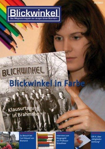 Blickwinkel 2007 - JU Stormarn