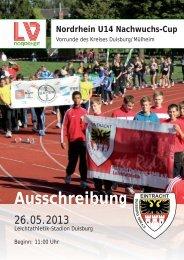Download als PDF - Eintracht Duisburg | Leichtathletik Abteilung