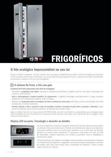 FRIGORÍFICOS - TEKA