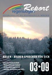Heft 3/2009 Themen u.a.: Bilder sprechen für sich, Weihnachten