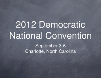 National Convention - Democratic Party of Virginia
