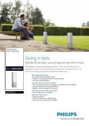 169158716 Philips Sockel-/Wegeleuchte - Media ran GmbH
