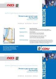 Einladungsformular - CDU-Kreisverband Bonn