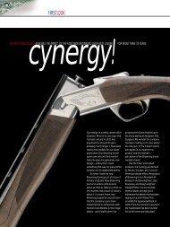 Cynergy! - Clay Shooting USA