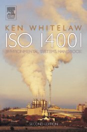ISO 14001 Environmental Systems Handbook Second edition Ken ...