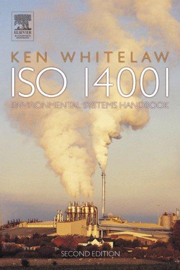 ISO 14001 Environmental Systems Handbook Second edition Ken ...