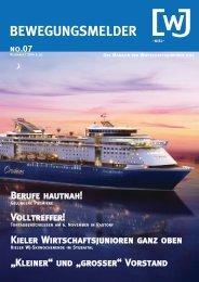 Ausgabe 7 - Dezember 2004 - Wirtschaftsjunioren Kiel