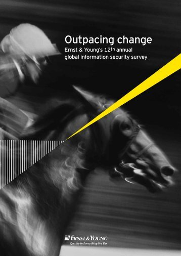 Outpacing change – EY's 12th annual global information security ...