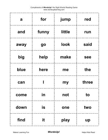 download all dolch sight words flashcards effective