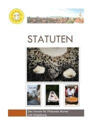 Statuten als pdf zum Ausdrucken - Verein für Pilzkunde Murten und ...
