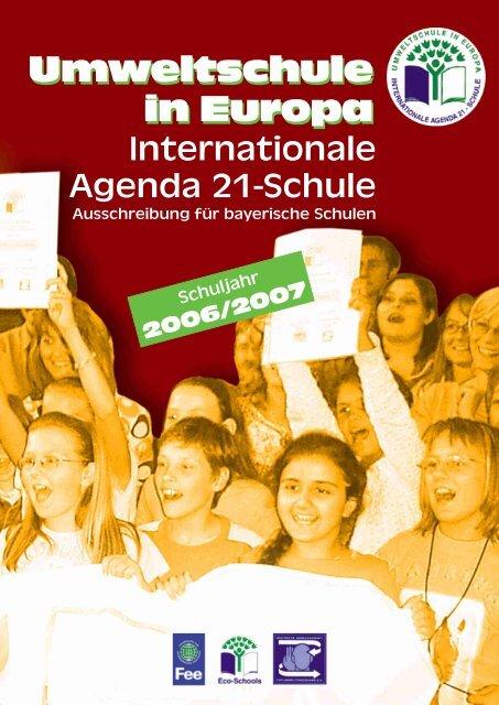 Umweltschule in Europa Umweltschule in Europa - Deutsche ...