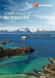 PDF-Download - Hurtigruten Schiffsreisen Navigator