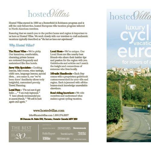 HV Cycling Brochure.pdf - Hosted Villas