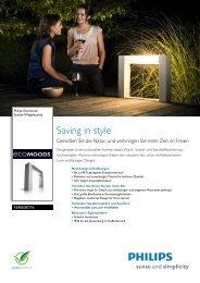 169068716 Philips Sockel-/Wegeleuchte - Media ran GmbH