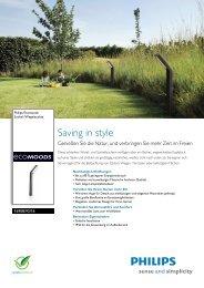 169089316 Philips Sockel-/Wegeleuchte - Media ran GmbH