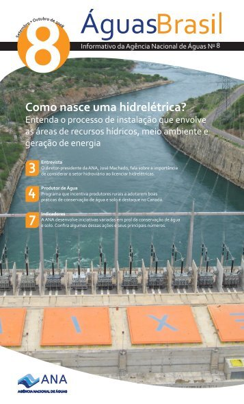 Como nasce uma hidrelétrica? - Ana