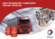 DAF - Total Lubrifiants Fuel Economy