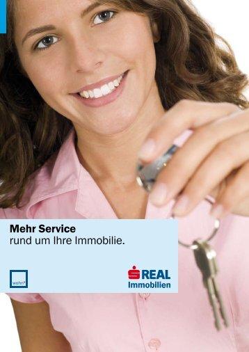 Mehr Service rund um Ihre Immobilie. - Sreal-gugganig.at