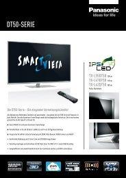 TX-L55DT50 - Media ran GmbH