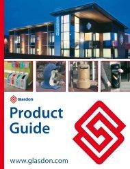 Brochure from Glasdon Inc. - NFMT