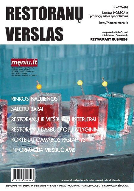 Restoranų verslas 2006/6