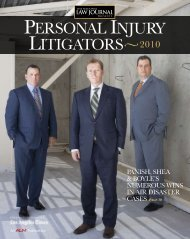 View PDF of Article - Los Angeles Personal Injury Attorneys